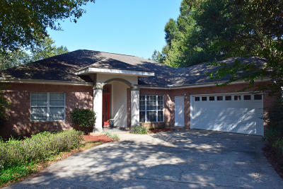 Niceville Single Family Home For Sale: 4301 Hidden Lakes Drive