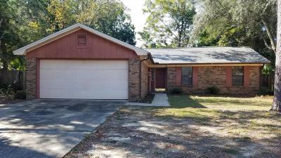 Crestview Single Family Home For Sale: 105 Campbell Avenue