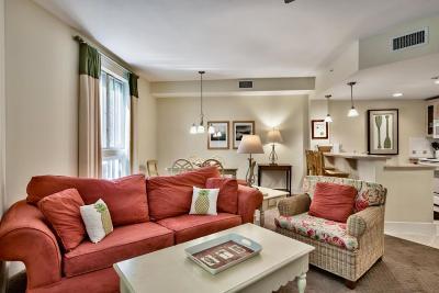 Miramar Beach Condo/Townhouse For Sale: 9300 Baytowne Wharf Boulevard #Unit 205