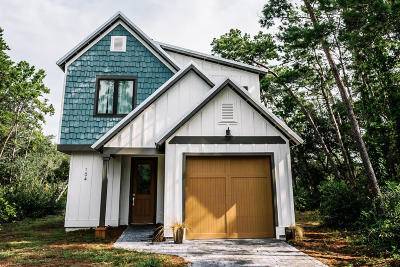 Inlet Beach Single Family Home For Sale: 104 Pine Cone Trail