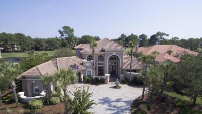 Miramar Beach Single Family Home For Sale: 3235 Bay Estates Drive