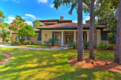 Miramar Beach Single Family Home For Sale: 3324 Club Drive