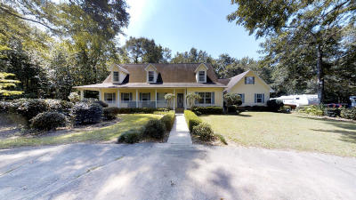cantonment Single Family Home For Sale: 3501 County Rd 196