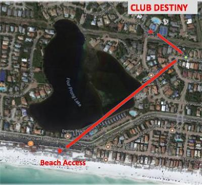 Destin Residential Lots & Land For Sale: 4791 Bonaire Cay
