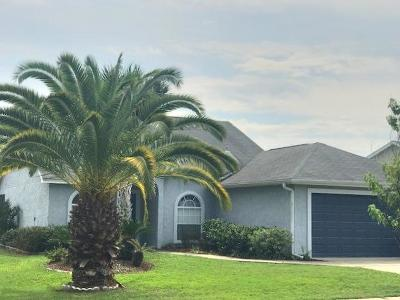 Panama City Beach Single Family Home For Sale: 7125 Brandywine Drive