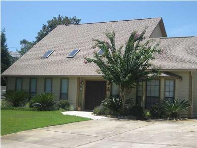 Destin Single Family Home For Sale: 307 Juniper Street