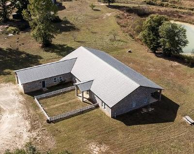 Farm For Sale: 1015 T R Miller Road