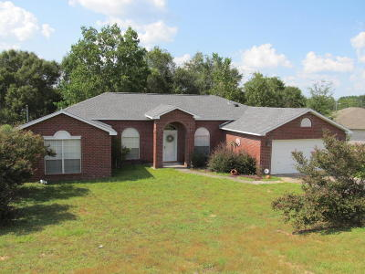 Crestview Single Family Home For Sale: 476 Jillian Drive
