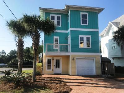 Santa Rosa Beach Single Family Home For Sale: 7 Seaspring Cove