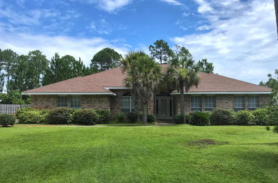Santa Rosa Beach Single Family Home For Sale: 244 W Shipwreck Road