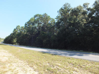 Defuniak Springs FL Residential Lots & Land For Sale: $88,000