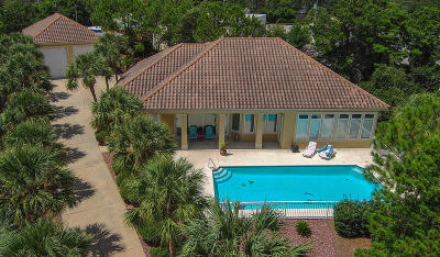 Miramar Beach Single Family Home For Sale: 42 Overlook Drive