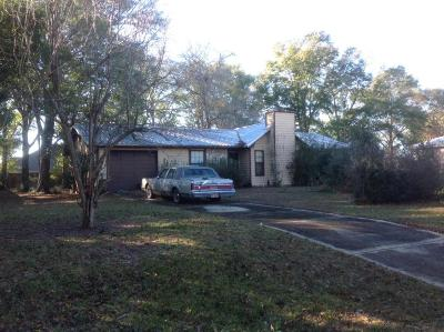 Crestview Single Family Home For Sale: 128 Springwood Circle