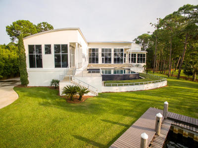 Fort Walton Beach, Shalimar Single Family Home For Sale: 239 NE Yacht Club Drive