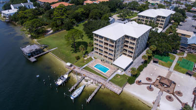Fort Walton Beach Condo/Townhouse For Sale: 187 SE Brooks Street #UNIT B60
