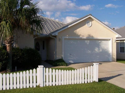 Destin Single Family Home For Sale: 40 Saint Thomas Court