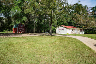 Laurel Hill Single Family Home For Sale: 8322 Stokes Road