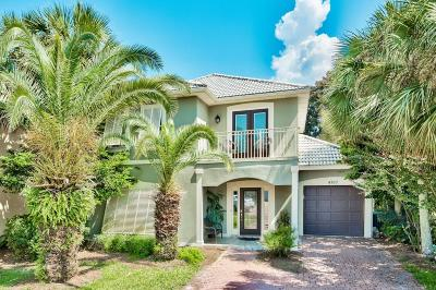 Destin Single Family Home For Sale: 4767 Bonaire Cay