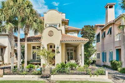 Miramar Beach Single Family Home For Sale: 27 Rue Martine