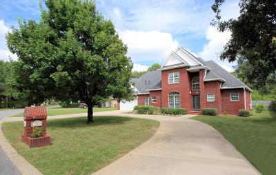 Single Family Home For Sale: 105 Arrowpoint Cove