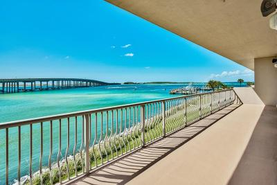 Destin Condo/Townhouse For Sale: 5 Calhoun Avenue #208