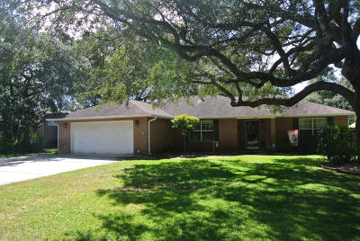 Niceville Single Family Home For Sale: 505 Nelson Point Road