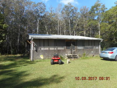Ponce De Leon Single Family Home For Sale: 392 Smokehouse Lake Road