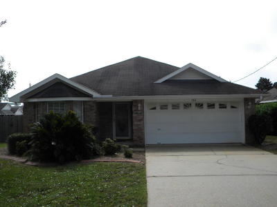 Mary Esther Single Family Home For Sale: 763 Pearl Sand Drive