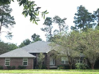 Niceville Single Family Home For Sale: 1500 Big Creek Cv
