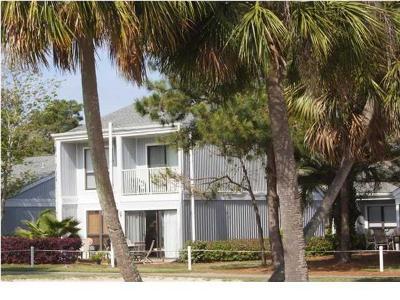 Miramar Beach Condo/Townhouse For Sale: 728 Sandpiper Drive #UNIT 105