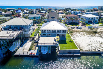 Holiday Isle Single Family Home For Sale: 609 Choctaw Drive