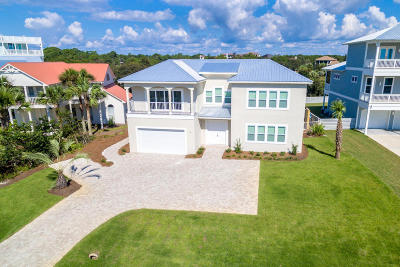 Santa Rosa Beach Single Family Home For Sale: 16 Allen Loop Drive