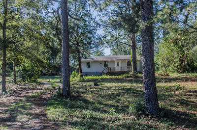 Laurel Hill Single Family Home For Sale: 6712 Bill Lundy Road