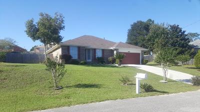Crestview Single Family Home For Sale: 5196 Whitehurst Lane