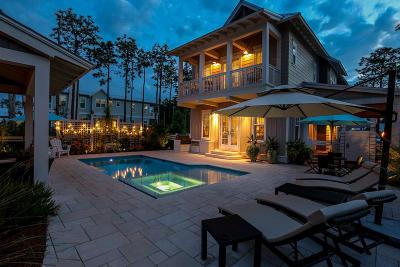 Santa Rosa Beach Single Family Home For Sale: 546 E Royal Fern Way
