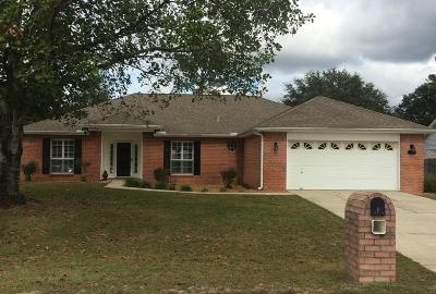 Crestview Single Family Home For Sale: 4774 Coronado Circle