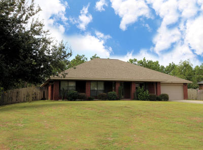 Navarre Single Family Home For Sale: 1981 Pelican Lane