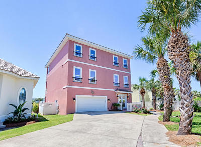 Destin Single Family Home For Sale: 3878 Sand Dune Court