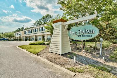 Freeport Condo/Townhouse For Sale: 15284 Highway 331 Business #UNIT 12-