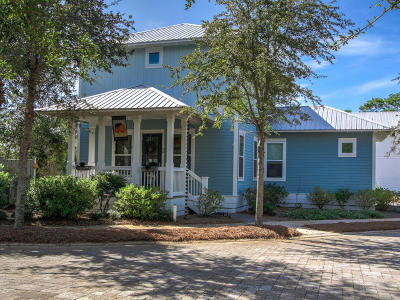 Santa Rosa Beach Single Family Home For Sale: 43 Greenway Park Avenue