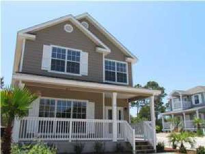 Inlet Beach Single Family Home For Sale: 6 Barbados Lane