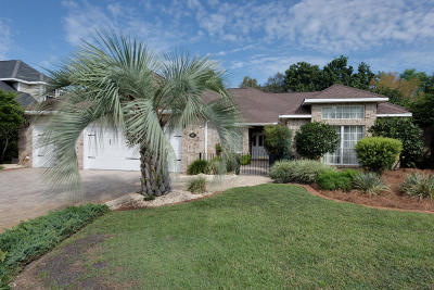 Niceville Single Family Home For Sale: 4401 Windrush Drive