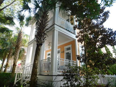 Panama City Beach Single Family Home For Sale: 132 Parkshore Drive