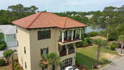 Santa Rosa Beach Single Family Home For Sale: 35 Starview Terrace
