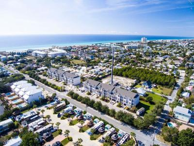 Miramar Beach Condo/Townhouse For Sale: 257 Driftwood Road #UNIT 8