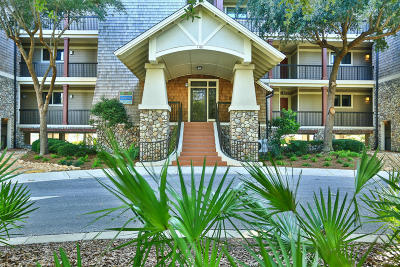 Panama City Beach Condo/Townhouse For Sale: 1101 Prospect Promenade #102