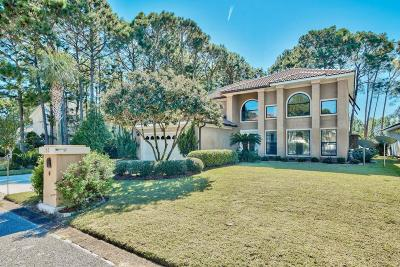 Destin Single Family Home For Sale: 180 Indigo Loop