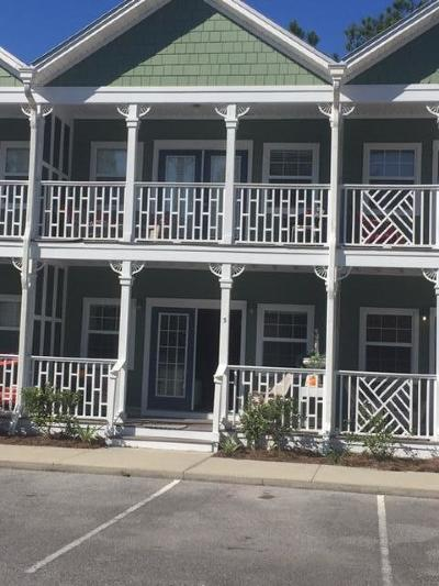 Santa Rosa Beach Condo/Townhouse For Sale: 254 S County Highway 393 #UNIT 103