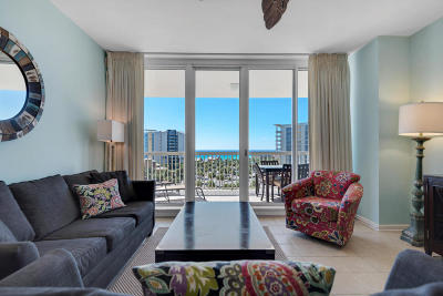 Destin Condo/Townhouse For Sale: 15100 Emerald Coast Parkway #UNIT 705