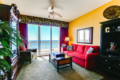 Panama City Beach Condo/Townhouse For Sale: 15817 Front Beach Road # 405